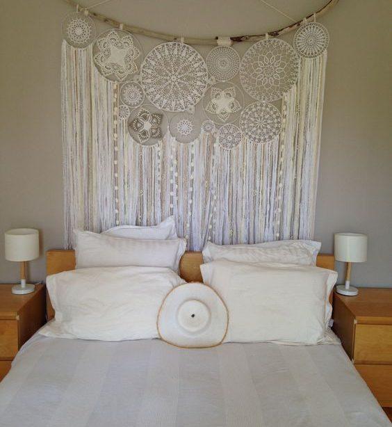 DIY-Traumfänger zur Dekoration Ihres Schlafzimmers