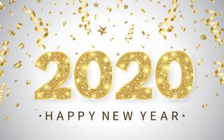Frohes Neues Jahr 2020 Bilder kostenloser Download