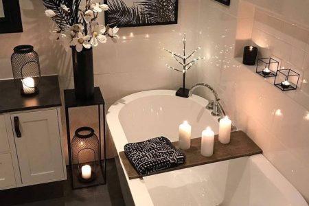 22 Diy Magnificent Badezimmerdekoration Ideen