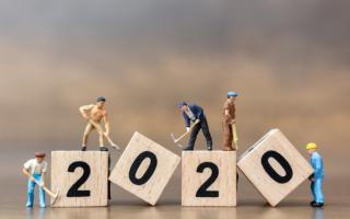 Frohes neues Jahr 2020 Bilder Hintergrundbilder Bilder HD: Alle warten jetzt auf die Feier des neuen Jahres 2020 mit vielen neuen Träumen, Hoffnungen ...