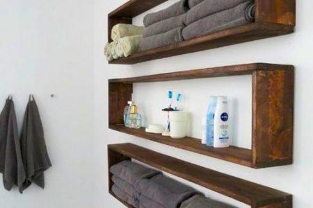 12 Ideen für ein DIY-Badezimmerdekor mit kleinem Budget, auf das Sie nicht verzichten dürfen