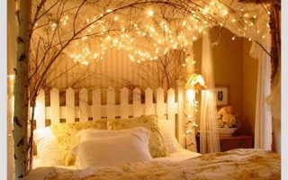 10 entspannende und romantische Schlafzimmerdekorationsideen für neue Paare