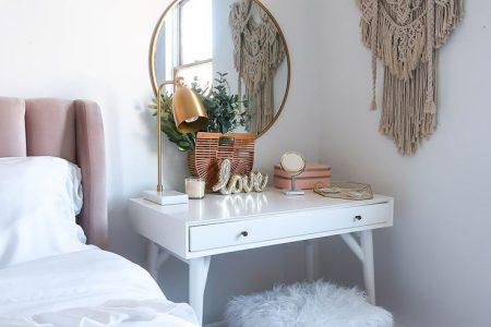 Neutral erröten + Gold Schlafzimmer - Geld kann Lippenstift kaufen
