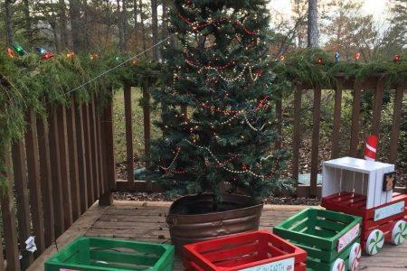 36 DIY Outdoor-Weihnachtsdekoration mit kleinem Budget - homeridian.com