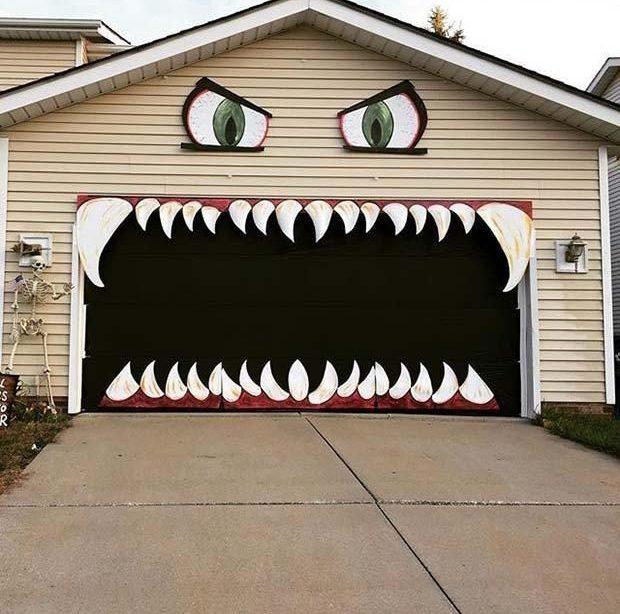 25 brillante Halloween-Deko-Ideen zum Selbermachen | Des Lebens + Lisa