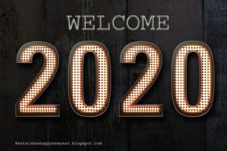 Frohes Neues Jahr 2020 Beste Wünsche Bilder Zitate Grüße Wallpaper Nachrichten Bild