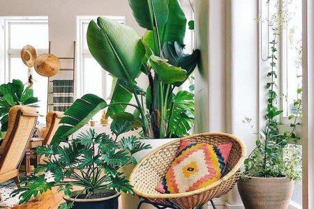 11 Tipps, um den böhmischen Stil in Ihrem Zuhause zu verwirklichen - Wohnzimmer Dekoration