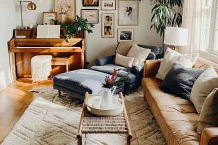 Übersicht & Maße Bringen Sie mit diesem marokkanischen Noppenteppich, der aus ungefärbter Wolle handgeknüpft ist, einen natürlich schicken Stil in Ihr Zuhause. Inspiriert von ...