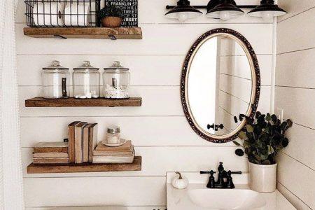 """n i k i c a r p e n t e r auf Instagram: """"Oh emmm geee! Ist dieses Badezimmer von Margaret nicht einfach wunderschön? Gah! Ich habe einfach alles verloren - # Badezimmerdekor ... """""""