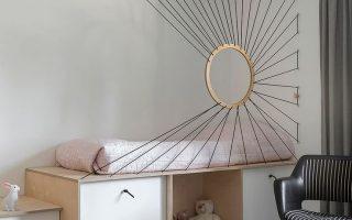 Finden Sie die luxuriösesten Möbel, um ein kreatives Design für die Kinderzimmer zu kreieren.