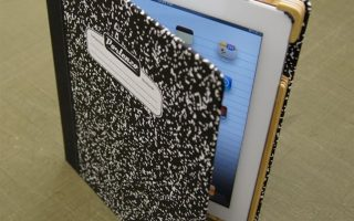Tech Gadget: iHome iPad Cover - Zusammensetzungsnotizbuch!