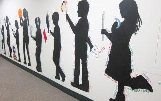 Unser Silhouette Wandbild ist fertig!