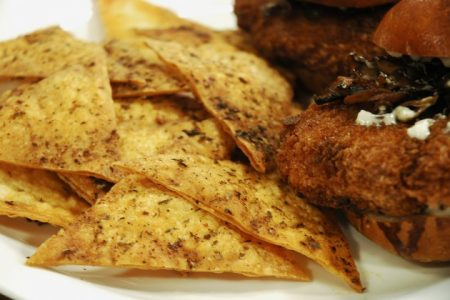 Lavash-Chips