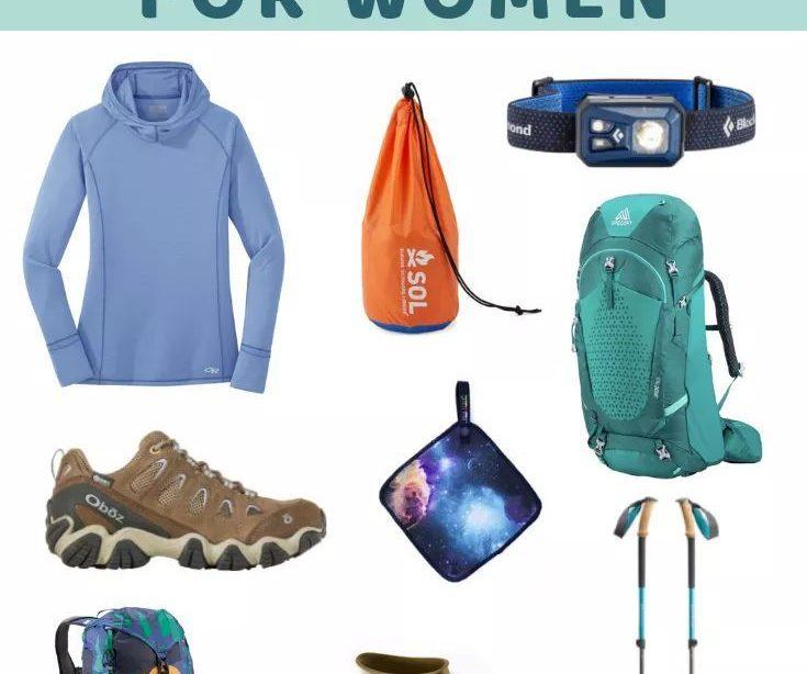 Ihr Leitfaden für Wanderausrüstung für Frauen