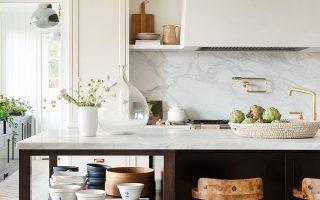 Wie man die richtigen Barhocker und Thekenhocker im Jahr 2020 auswählt   Innenarchitektur Küche, Küche Interieur