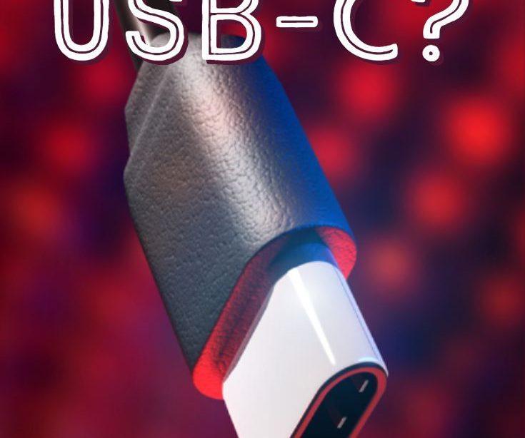Was ist USB-C? Ein Erklärer