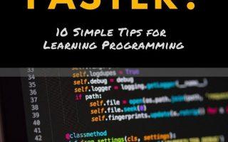10 Zeitsparende Tipps zum schnelleren Lernen von Codierung und Webentwicklung #Lernen Wie können Sie Codierung und Webentwicklung schneller lernen? Benutze diese ...
