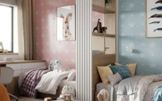 Schlafzimmer Ideen für jedes Kind - 30 fabelhafte Zimmerideen für Kinder, die Farben lieben Neu 2019 - Seite 4 von 30 - eeasyknitting. com