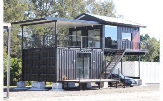 Das Executive Container Home - Australien