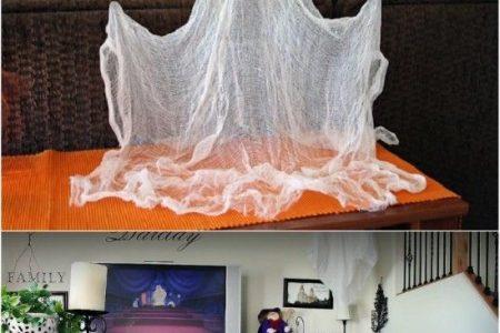 40 einfach zu DIY Halloween-Dekor-Ideen zu machen