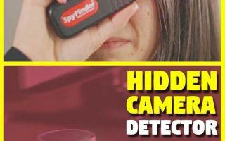 Bester Detektor für versteckte Kameras | SpyFinder | TheSuperBOO!