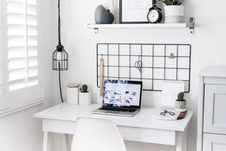 10 minimale Arbeitsbereiche zum Inspirieren - VON LUXE MIT LIEBE
