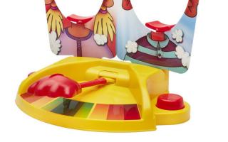 Ich fand diese erstaunliche Double Cream Hit Face Smashing Maschine Spaß Gadget Spielzeug für Kinder Kinder Geburtstagsgeschenk mit AU $ 32,25 und 14 Tage zurück ...
