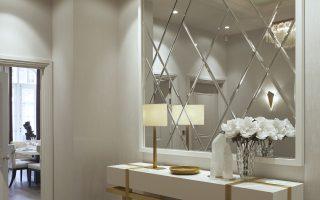 Elicyon hat dieses elegante Apartment mit zwei Schlafzimmern mit einem Sinn für zeitlose Eleganz entworfen. Die Kombination aus modernem Design, luxuriöser Mat ...