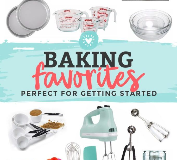 Kitchen Essentials: Unser Backen FAVORITEN !!!