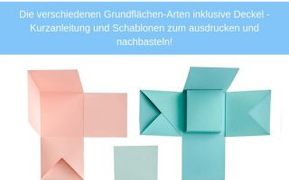 SCHRITT-FÜR-SCHRITT ANLEITUNG FÜR DEINE ERSTE EXPLOSIONSBOX - DIY Guide Explodingbox
