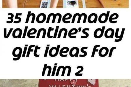 Hausgemachte-Valentinstag-Geschenk-Ideen-für-Ihn Valentinstag-Geschenke für Ihre lange di ... | Trend