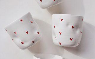 Einzigartige Keramik Kaffeetasse, Steinzeug Kaffeetasse, handgemachte Teetassen, Keramik Kaffeetasse, Gastgeberin Geschenk, Kaffee Liebhaber Geschenk Housewarminggeschenk ...
