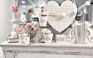 Inspirierende Valentine Home Decor Ideen, die Sie kopieren sollten