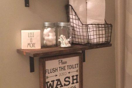 25 Einfallsreiche Aufbewahrungsideen für das Badezimmer leicht gemacht, #Aufbew ...