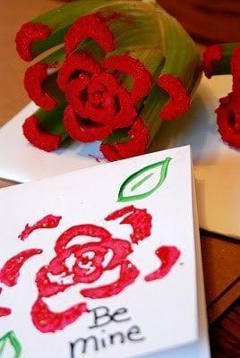 10 Valentinstag Basteln und Karten für Kinder, die super einfach sind