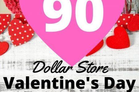 90 einfache Dollar Store DIY Valentinstag Kranz Ideen, die Ihre Front machen ... 90 Easy Dollar Store DIY Valentinstag Kranz Ideen, die Ihr ...