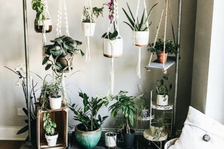Hängender Kräutergarten. Erkennen Sie Kräutergarten. Home Design und Dekoration Id… - Gartenprojekte