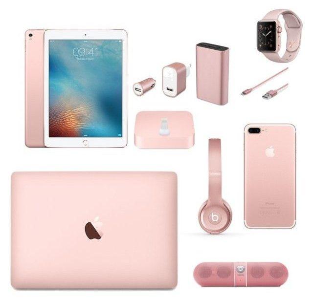 """""""Apple's Rose Gold World"""" von elnara698 auf Polyvore mit модР°, Apple, Beats von Dr. Dre и Belkin Sale! Bis zu 75% RABATT! Kaufen Sie ein ..."""