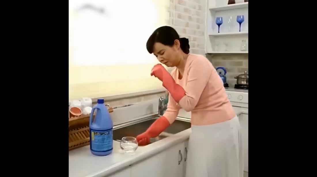 Schimmelentfernungsgel für Küche und Bad - Japanische Formel