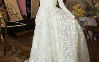 Individuelle Größe A-Linie Silhouette Bonna Brautkleid. Eleganter Stil von DevotionDresses