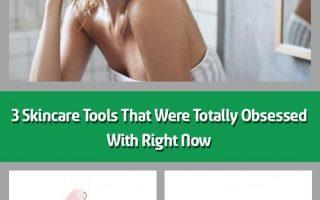 3 Hautpflege-Tools, von denen wir momentan total besessen sind - Könnte das Geheimnis einer gesunden, strahlenden Haut für den Frühling diese trendige Gesichtsbehandlung für ...