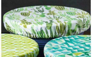 Fabric Bowl Covers Tutorial - Einfaches Nähprojekt für Anfänger