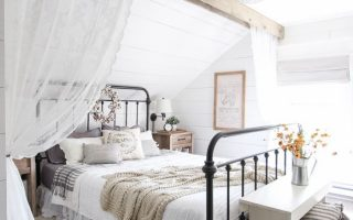 Herbst Schlafzimmer + Fall Into Home Tour - Liebe wächst wild