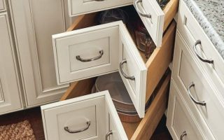 Lassen Sie sich von diesen innovativen # Küchen- und # Badezimmer # Organisationslösungen inspirieren ...