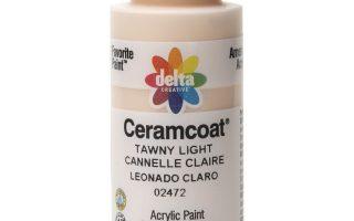 Delta Ceramcoat Acrylfarbe 2 Unzen - Santas Fleisch