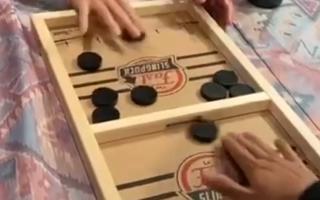 🏒🔥Super Winner®Puck Sling Game - 【75% RABATT】