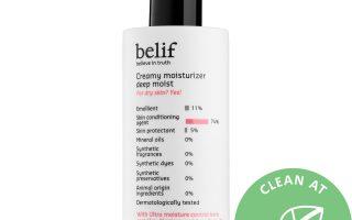 belif Creamy Deep Moist Moisturizer 125 ml