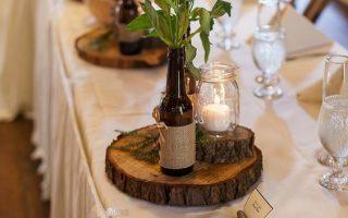 Vintage Hochzeit: DIY Upcycling Ideen für eine atemberaubende Dekoration - #decoration #DI ...