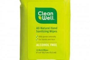 6 Reinigungstücher für jeden Hauttyp