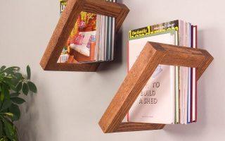 Samstag Morgen Workshop: Wie man schwebende Bücherregale baut - Diy and Crafts